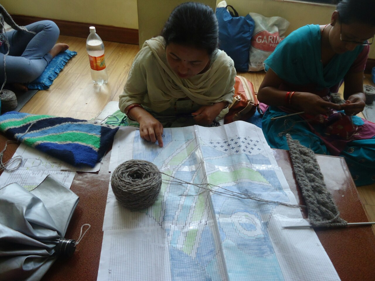 Handicraft Training